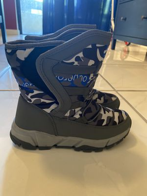 Snow Boots Hobibear Size 3 Kids for Sale in Miami, FL