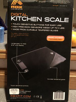 Digital Food Scale for Sale in Edmonds, WA