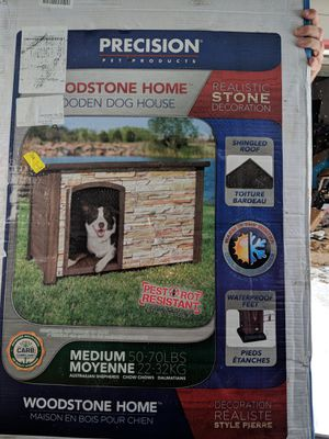 Precision dog house for Sale in Grafton, OH