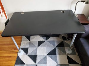 Large office table with adjustble legs for Sale in West Somerville, MA