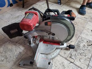 12 in table saw for Sale in Miami, FL