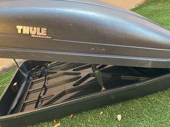 Thule Weekender Top Car Box for Sale in Hollywood,  FL