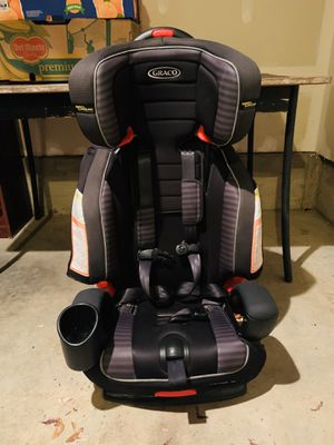 Graco Nautilus 65 3-in-1 Harness Booster Car Seat with Safety Surround for Sale in Portland, OR