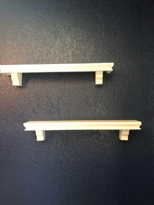 White floating shelves for Sale in Agoura Hills, CA