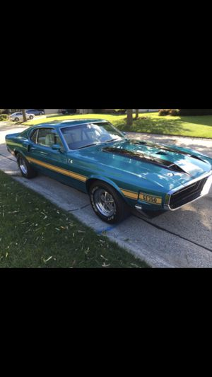 GT350 Shelby Mustang 1970 for Sale in Milwaukee, WI