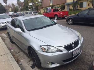 2007 Lexus IS 250 for Sale in Chula Vista, CA