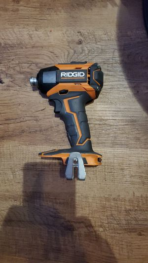 ridgid genx5 impact drill for Sale in Lexington, NC