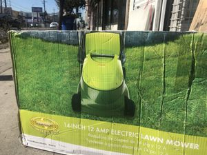 Electric lawn mower for Sale in Los Angeles, CA
