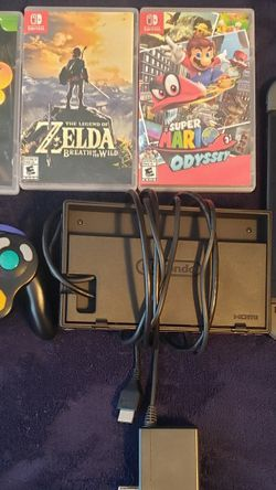 Nintendo Switch BUNDLE for Sale in Fairborn,  OH