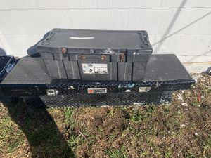 Tool box with supplies for Sale in Miami, FL