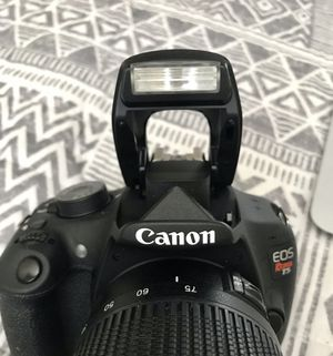 Canon EOS Rebel T5 Digital SLR Camera for Sale in Kansas City, MO