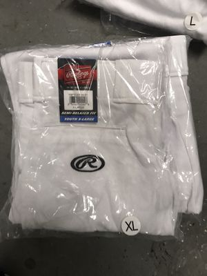 YOUTH SEMI-RELAXED BASEBALL PANT for Sale in Tampa, FL