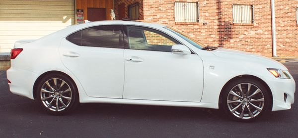 body color 2011 Lexus IS250 F-SPORT, very clean