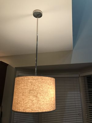 Drum light fixture for Sale in Ashburn, VA