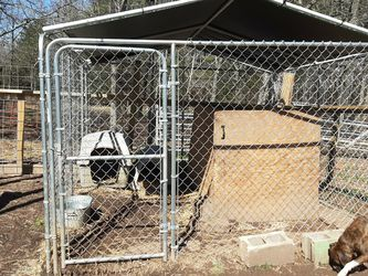 10x10 Dog Kennel (#3) for Sale in Chester,  SC