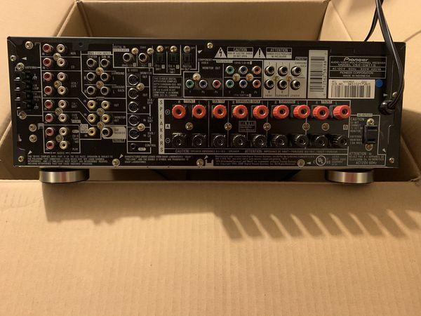 Pioneer VSX-D811S 7.1 600W Receiver