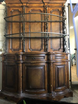 Solid Wood Cabinet for Sale in San Diego, CA