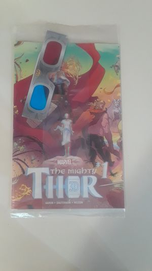 Mighty Thor #1 (IN 3-D/2017 REPRINT) for Sale in Raleigh, NC
