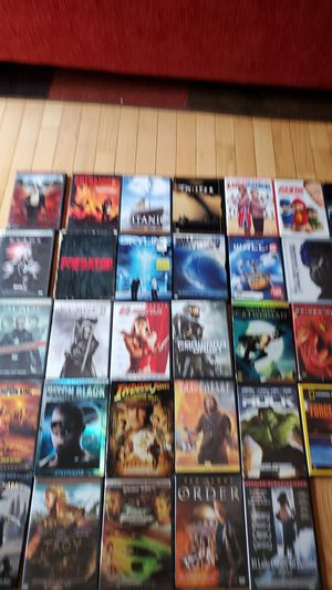 Dvd lot for Sale in Germantown, MD