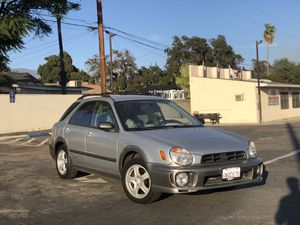 2003 Subaru Outback for Sale in Fontana, CA
