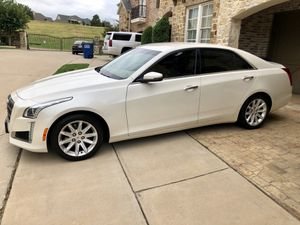 2014 Cadillac CTS Turbo Luxury, Well Maintained, Great Car for Sale in Lewisville, TX