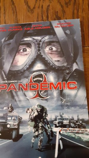 Pandemic DVD for Sale in Grand Saline, TX