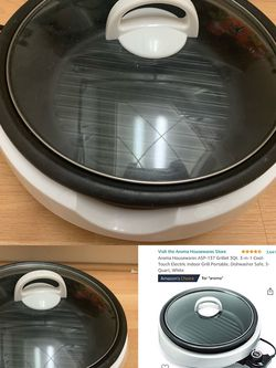 Aroma Indoor Grill Portable for Sale in San Diego,  CA