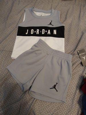 $15 baby boy Jordan 2 piece set 12 months for Sale in El Monte, CA