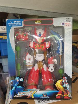 """Megaman X Zero Jazwares 10"""" action figure for Sale in Newberg, OR"""