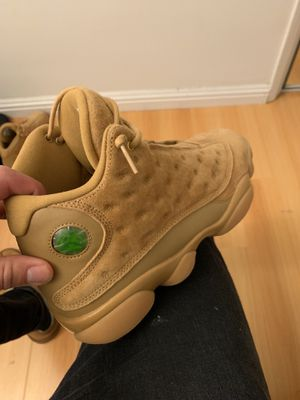 Air Jordan 13's brand new khaki size 9.5 for Sale in Santa Monica, CA