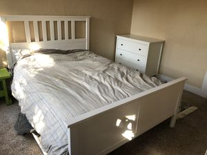 IKEA Hemnes Full Bed frame for Sale in San Diego, CA