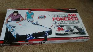 Powered hockey table for Sale in Aurora, IL