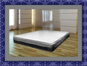 Singlesided pillowtop mattress and box spring all sizes in stock for Sale in Crofton, MD