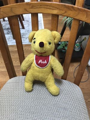 Winnie the Pooh stuffed bear for Sale in Vancouver, WA