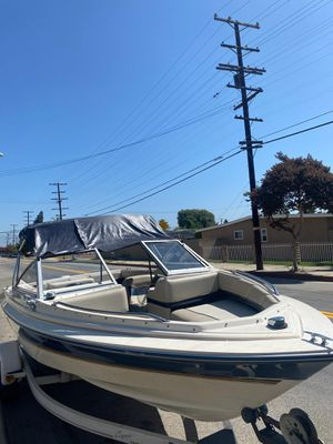 1997 Bayliner boat fully serviced ready for water today for Sale in Pico Rivera, CA