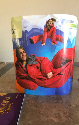 Wearable sleeping bag for adult for Sale in Hesperia, CA