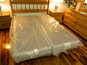 New Box Springs- New Mattresses- new bed frames for Sale in Mount Pocono, PA