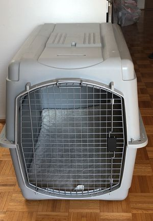 Dog Crate / Kennel - SIZE L (Gently Used) - INCLUDES CUSHION PAD for Sale in Los Angeles, CA