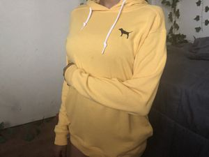 Yellow Hoodie/pullover for Sale in Long Beach, CA