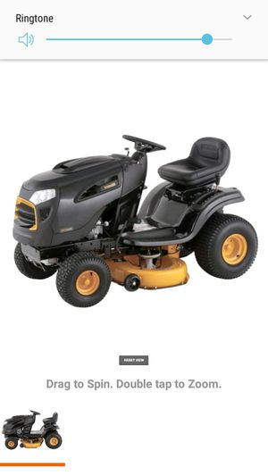 Poulan Pro PP19A42 42 in. 19 HP Briggs & Stratton Automatic Gas Front-Engine Lawn Tractor for Sale in Woodinville, WA