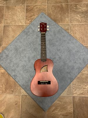 Eddy Finn Electric Ukulele with built-in Tuner for Sale in Morgantown, WV