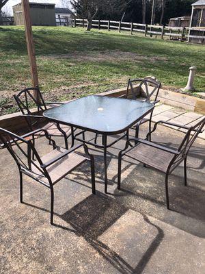 Patio Set for Sale in Manassas, VA
