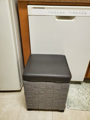 Ottoman with storage for Sale in Falls Church, VA