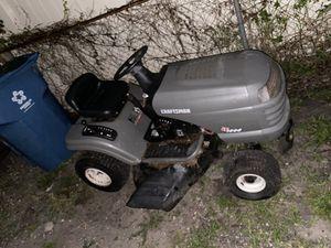 Craftsman lt1000 riding lawn mower for Sale in Royal Palm Beach, FL