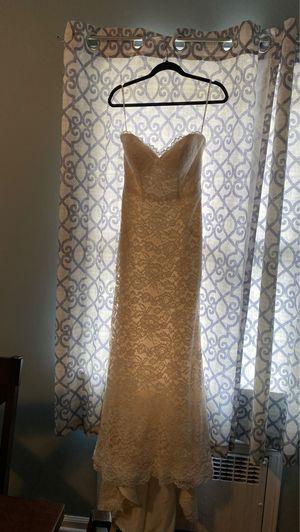 Wedding dress Stella York for Sale in Torrington, CT