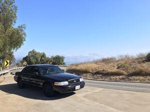 Crown Victoria Police Interceptor for Sale in Alhambra, CA