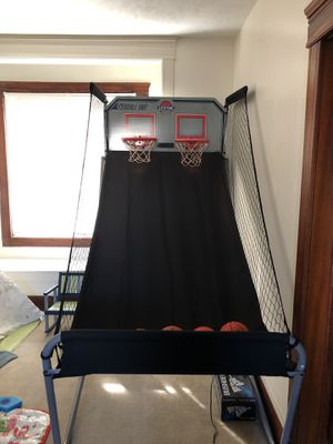 Lifetime double shot basketball hoop for Sale in Northfield, OH