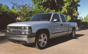2001 Chevy Silverado good tires all around for Sale in Augusta, GA