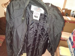 Motorcycle jacket women large new size large for Sale in Fresno, CA