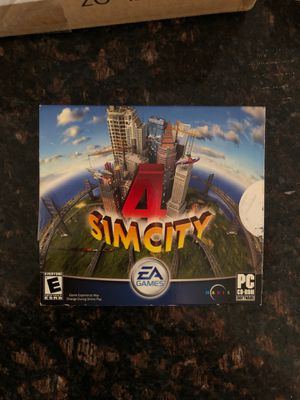 Sim City 4 PC game for Sale in Henderson, NV
